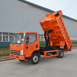 FAW Tiger V 140hp Cummins Engine Left Hand Drive Tipper Trucks for Sale