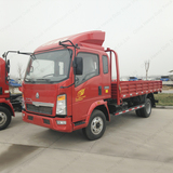CNHTC HOWO Light Commercial Rigid Truck 4 Ton Truck for Sale Durban