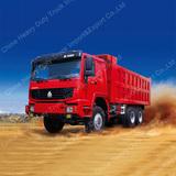 ZZ3257N3857 CNHTC HOWO 6X6 Military Vehicles Off Road Dump Trucks