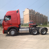 HOWO T7H 540hp 100 Tonnes Prime Mover Trucks and Trailers