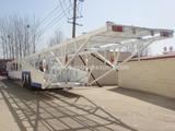 frame car carrier trailer