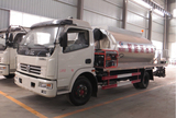 Dongfeng 5000L Tanker Truck Bitumen Spray Truck for Sale