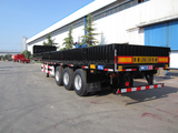 drop side semi-trailer