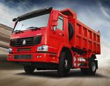 CNHTC Sinotruck HOWO 10 Ton 6 Wheel Single Axle Dump Trucks Manufacturers
