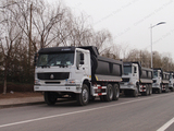 SINOTRUK HOWO Heavy Duty Trucks 6x4 Tandem Axle 30 Ton Mining Dump Trucks for Sale