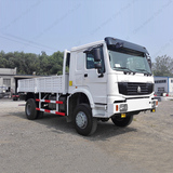 China Heavy Truck HOWO 4X2 Military Cargo Truck 18T with One Sleeper