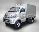 SINOTRUCK CDW Mini Van G717 Single Cabin Pickup Trucks 0.5T