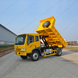 First Automobile FAW J5K 4x2 240hp 12 Cubic Yard Dumper Trucks for Sale in South Africa