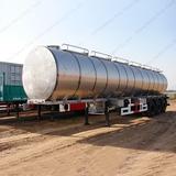 3 Axles FUWA BPW Petroleum Oil Tanker Trailers for Sale