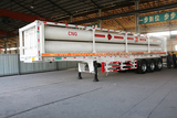 CNG (compressed natural gas) trailer